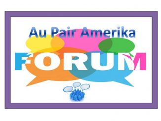 Au Pair Amerika Forum