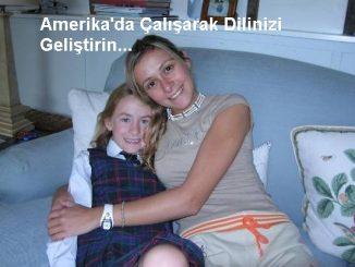 Amerikada Çalışarak Dil Eğitimi